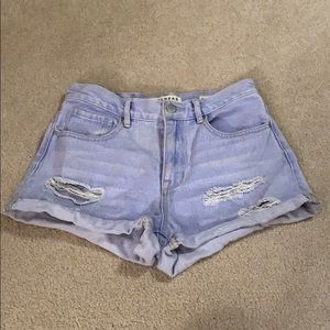 PacSun Bullhead Denim Jean shorts, 26
